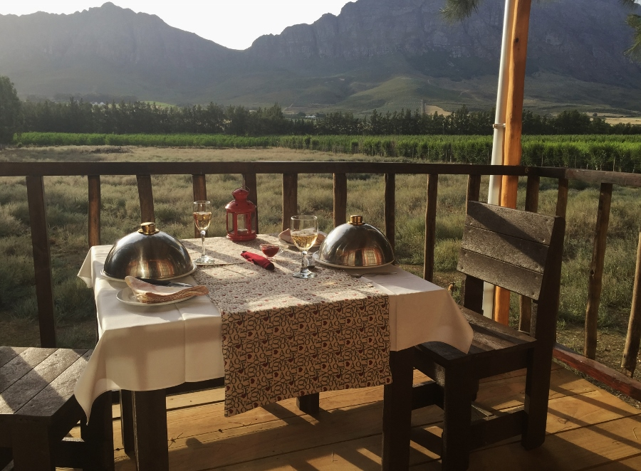 5 Romantic Ideas for Valentine's Day in the Western Cape