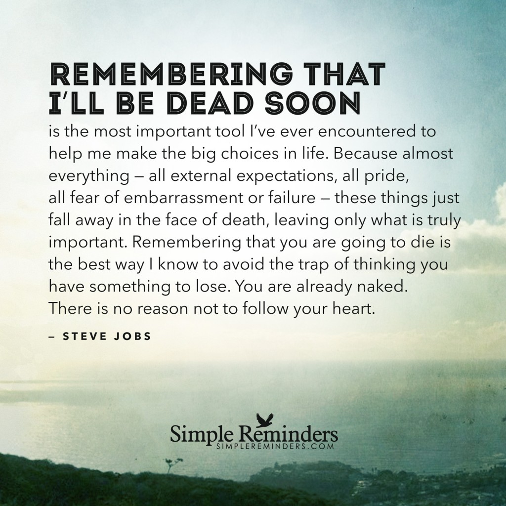 Quote For The Dead: Inspirational Quotes For 2016