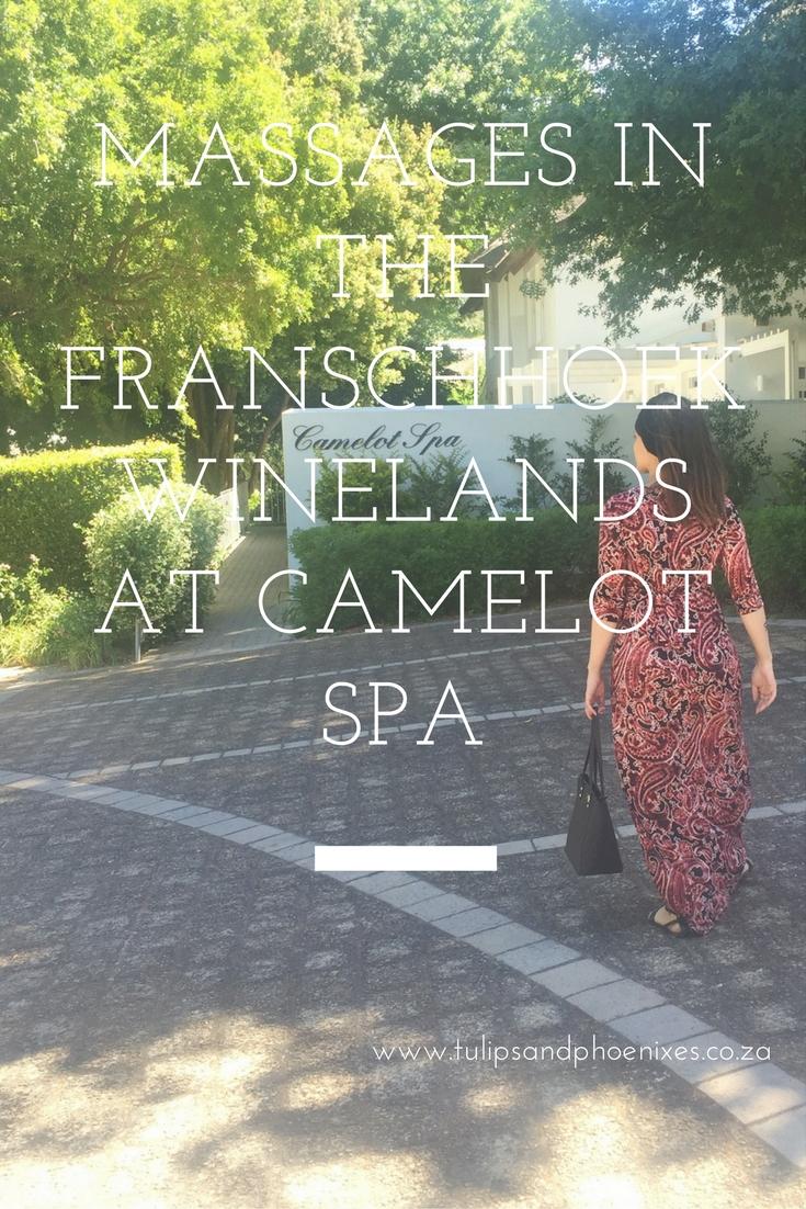 Camelot Spa le franschhoek