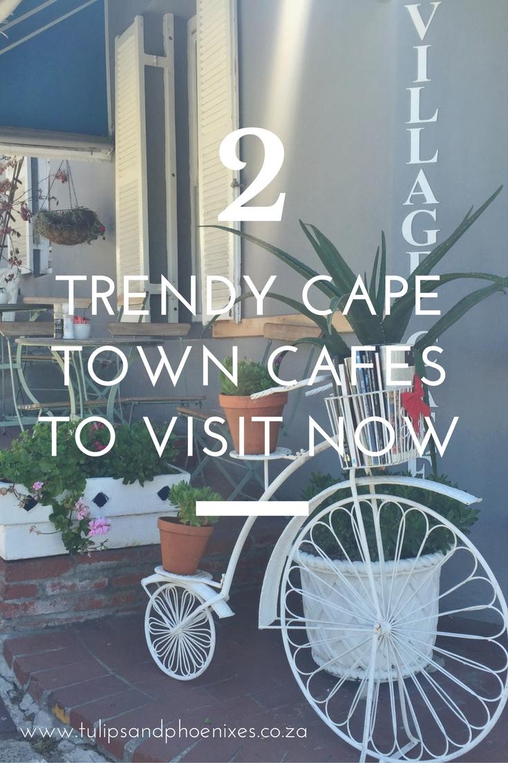 trendy cape town cafes