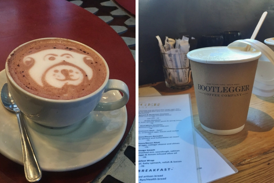 Cape Town Coffee Shops Battle – Truth Coffee VS Bootlegger Coffee Company