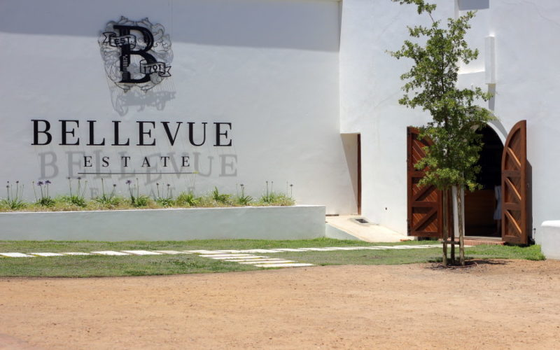 bellevue wine estate restaurant