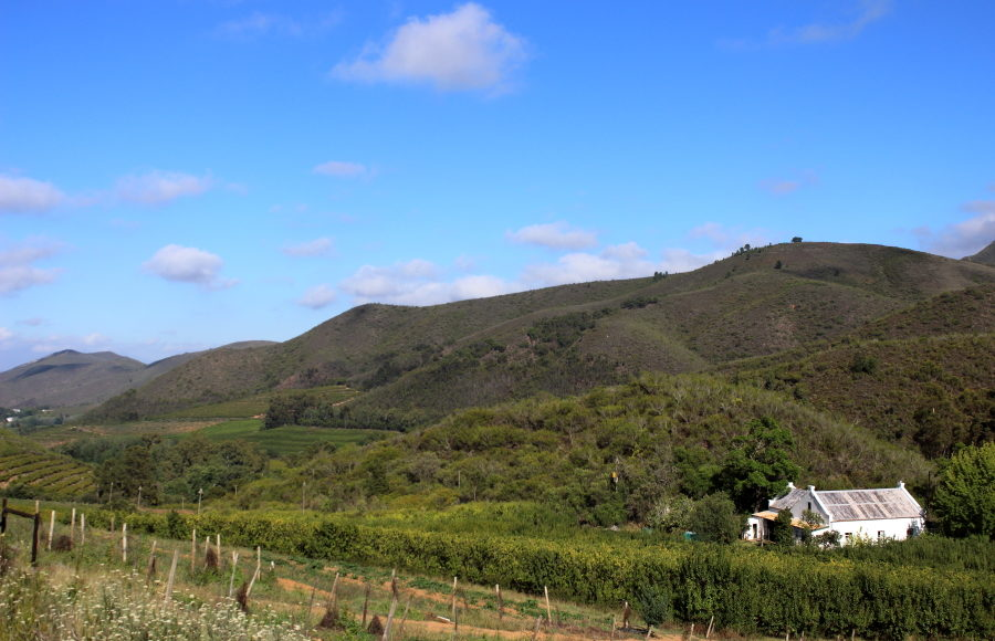western cape farm stays
