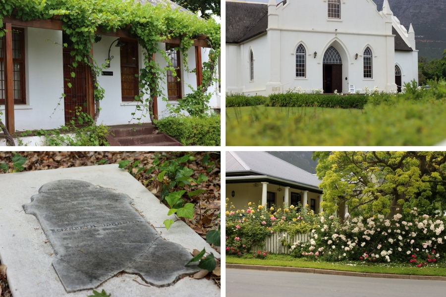 places to visit in the cape winelands