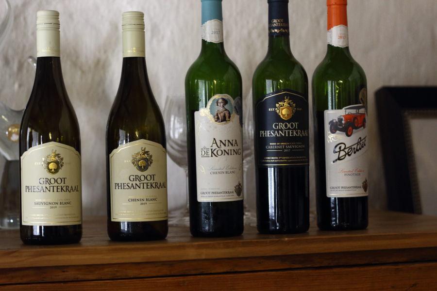 groot phesantekraal wines