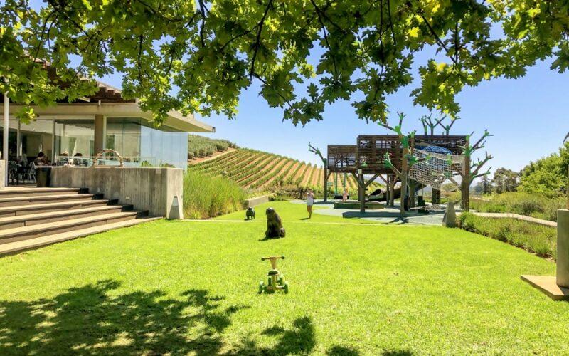 child-friendly Cape Town wine farms