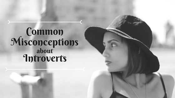 Common misconceptions about introverts