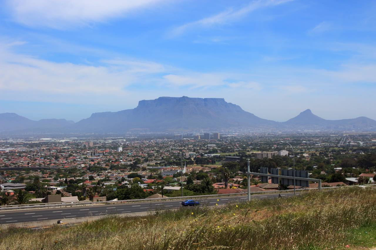 Cape Town northern suburbs
