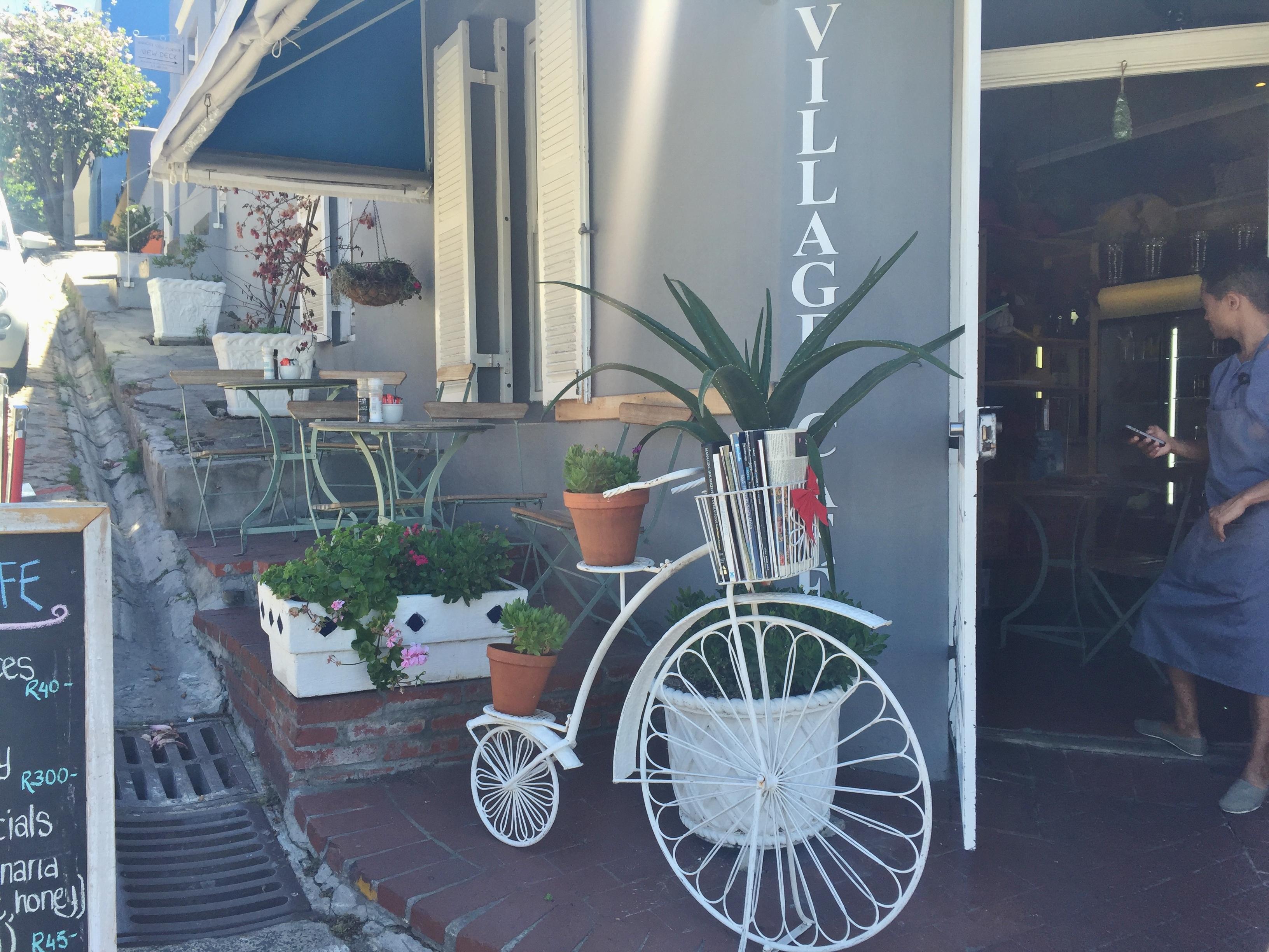 trendy Cape Town CBD cafes